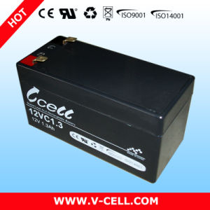 12V1.3ah Sealed Lead Acid Battery