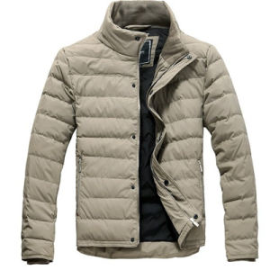 Men Duck Down Filled Jacket