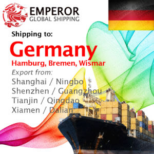 Sea Freight Shipping From China to Germany