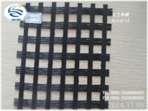 Manufacture Hot Sale PP Pet Plastic Geogrid 20kn-200kn pictures & photos