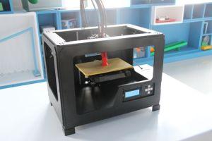 Dual Extruder Desktop 3D Printer for Sale pictures & photos