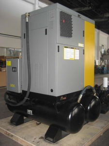 Stationary Screw Air Compressor pictures & photos