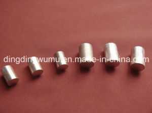 Mould Pressing Tungsten Copper Bar Electrode for ERW and EDM pictures & photos