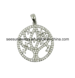 2016 Fashion Silver Jewelry Life of Tree Pendant pictures & photos