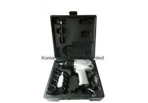 "Pneumatic Tool Set Impact Socket Wrench 1/2""Heavy Duty Air Impact Wrench pictures & photos"