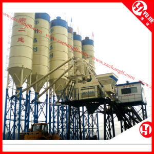 Hzs75 Semi-Automatic Concrete Batching Plant with Advanced Technology pictures & photos