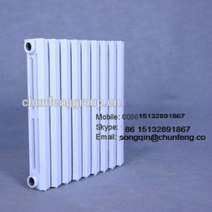 Cast Iron Heating Radiator, Hot Water Home Heating System pictures & photos