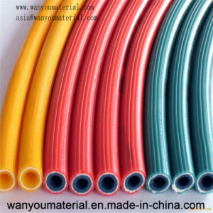 Plastic Flexible Pipe Steel Wire Reinforced PVC Water Hose pictures & photos