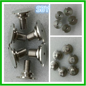 Good Quality Stainless Steel Nut for Machining Insert (P002) pictures & photos