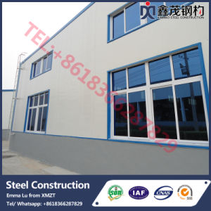Steel Construction for Poultry House with Good Design and Quality pictures & photos