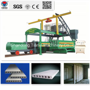 Hot Sale Gypsum Manufacturing Plant/ Wall Panel Machine pictures & photos