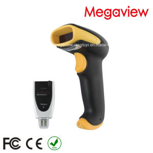 200 Meters Wireless Barcode Scanner with Code Info Recording for Store and Warehouse (MG-BS2535R) pictures & photos