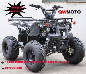 Loncin125CC ATV Quad Bike with Reverse Gear CE