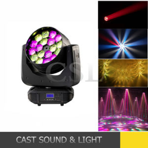 18*15W Beam LED Moving Head DMX Lighting with Zoom pictures & photos