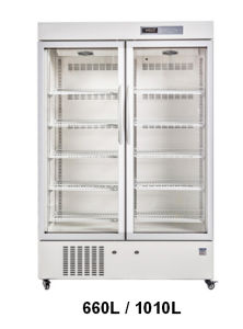 Large Capacity 1000L Full 340ss Medical Refrigerator (HEPO-U1000) pictures & photos