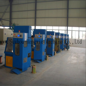 High Speed Copper Wire Drawing Machine (HXE-22DS) pictures & photos