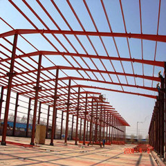Hot Sale Light New Kind Prefabricated Structural Steel Building pictures & photos