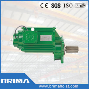 0.6kw Crane Geared Motor/ End Carriage (BM-100-0.6) pictures & photos
