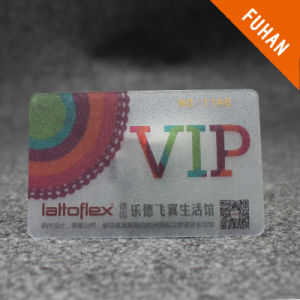 China Custom Fitness Gym Member PVC Card pictures & photos