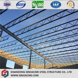 Steel Truss Structure Roof for Building Extension pictures & photos