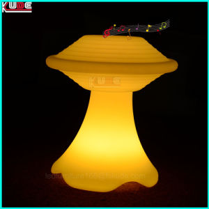 Glowing Plastic LED Flower Pots for Sale Bulk Flower Pots pictures & photos