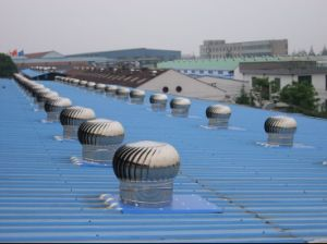 RS Series Ventilation Fan, No Power Roof Fan pictures & photos