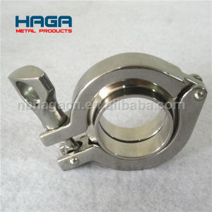 Stainless Steel Single Pin Hose Clamp pictures & photos