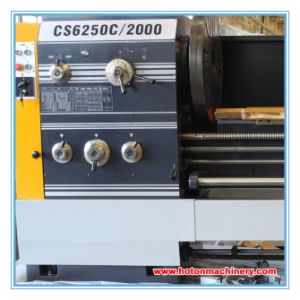 Horizontal Gap Bed Lathe Machine/ Precision Metal Lathe (CS6250B CS6250C) pictures & photos