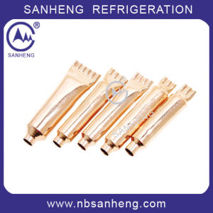 High Quality Copper Strainer for Refrigerator (BFD-01) pictures & photos