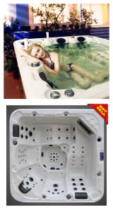 Large Seats Massage SPA Hot Tub pictures & photos