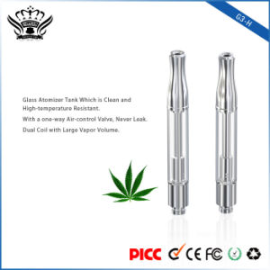 Hot Selling E Cigarette Vaporizer Glass Atomizer 0.5ml for Vape Pen pictures & photos