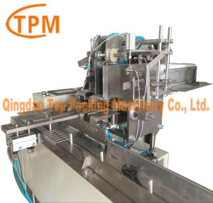 Automatic Counting Serviette Embossing Towel Paper Machine