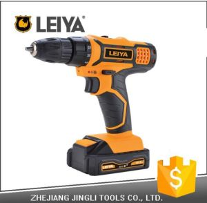 14.4V Li-ion Cordless Drill with Two Speed pictures & photos