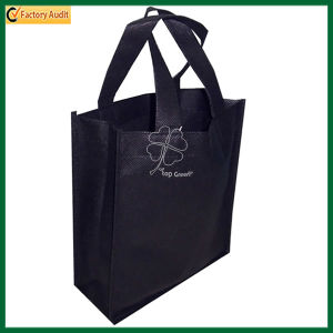 Biodegradable Supermaket Shopping Bag (TP-SP458) pictures & photos