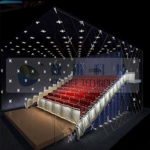 Commercial 5D 6D 7D Cinema, Bright Design for 5D Cinema, Luxury 4D Motion Seat (SQL-088)