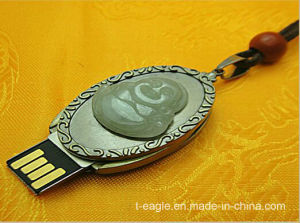 CE Approved 4GB Gift Jade USB Flash Drive (FD-192) pictures & photos