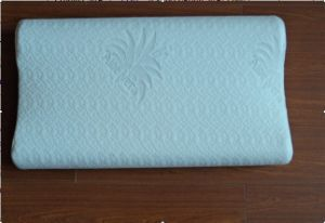 Aloe Vera Memory Foam Pillow (MP010) pictures & photos