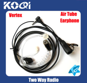 Handsfree Air Tube Earphone Y06 for Vertex Yaesu Walkie Talkies pictures & photos