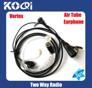 Handsfree Air Tube Earphone Y06 for Vertex Yaesu Walkie Talkies pictures & photos
