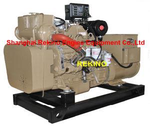 40kw/50kVA 50Hz Cummins Marine Diesel Genset Generator (4BTA3.9-GM47/MP-H-40-4)