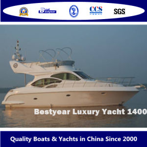 Bestyear Luxury Yacht of 1400 pictures & photos