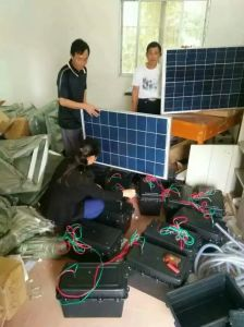40wp~300wp SASO certificate Monocrystalline/Polycrystalline Sillicon Solar Panel for PV Module with Solar Module pictures & photos