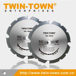 "Fiber Cement Cutting Blade 7-1/4-Inch 4 Teeth Polycrystalline Diamond (7-1/4"" X 4T)"