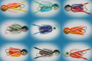 a Top Quality Octopus Jig Tako Fukku Ame Inchiku Jig Fishing Lure pictures & photos