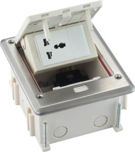IP66 Universal Socket Floor Boxes pictures & photos