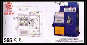Fine Wire Drawing Machinery for Copper Wire pictures & photos