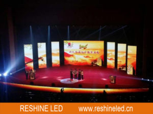 Indoor Outdoor Rental Stage Background Event LED Video Display Screen/Panel/Wall pictures & photos