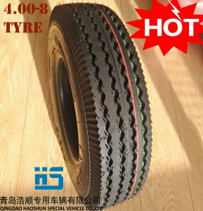 Mrf Pattern Tuktuk Tyre Tricycle Tyre Three Wheeler Tyre 4.00-8 4.00-12 4.50-12 5.00-12 pictures & photos