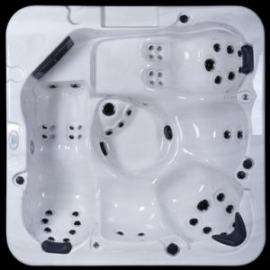 Good Deal Hot Tub SPA with CE & ISO9001 (ZR7035)