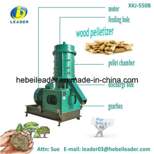 CE Certificate Wood Pellet Mill Xkj550 Type pictures & photos